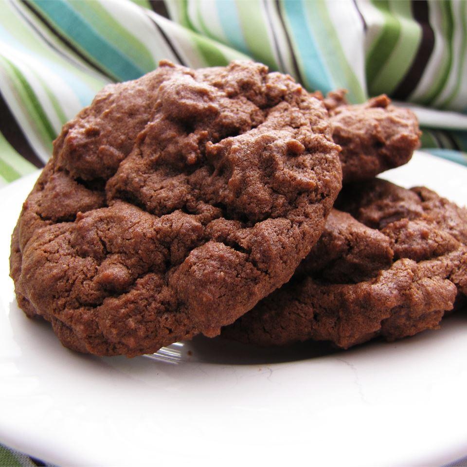 Chocolate Chocolate Chip Cookies I_image