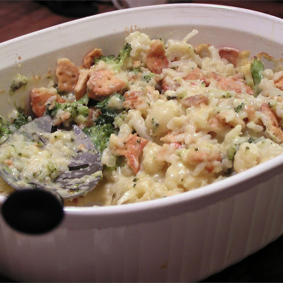Broccoli and Cauliflower Casserole BRIDG