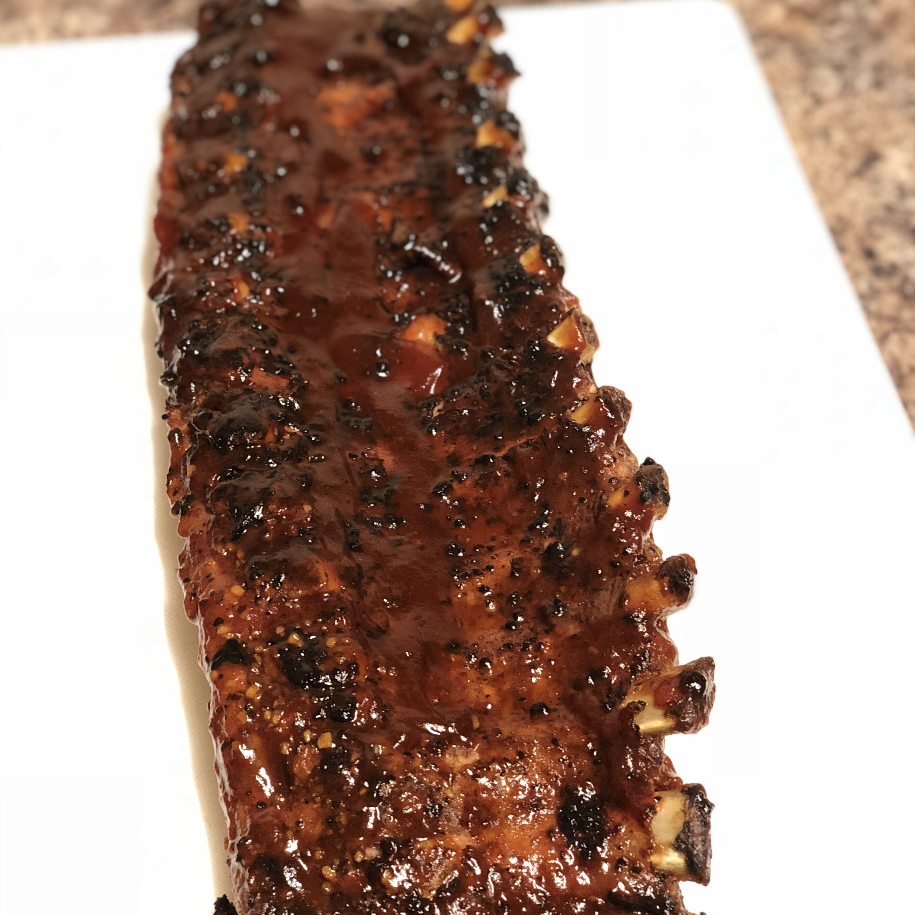 Quick Baby Back Ribs