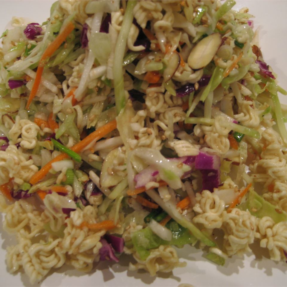 Fugi Salad Angie Martin