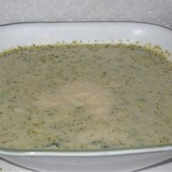 Low Fat Full Flavor Cream of Broccoli Soup Marisa R.