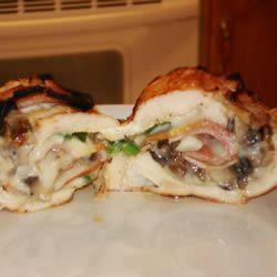 San Antonio Chicken Roll Ups Rebecca
