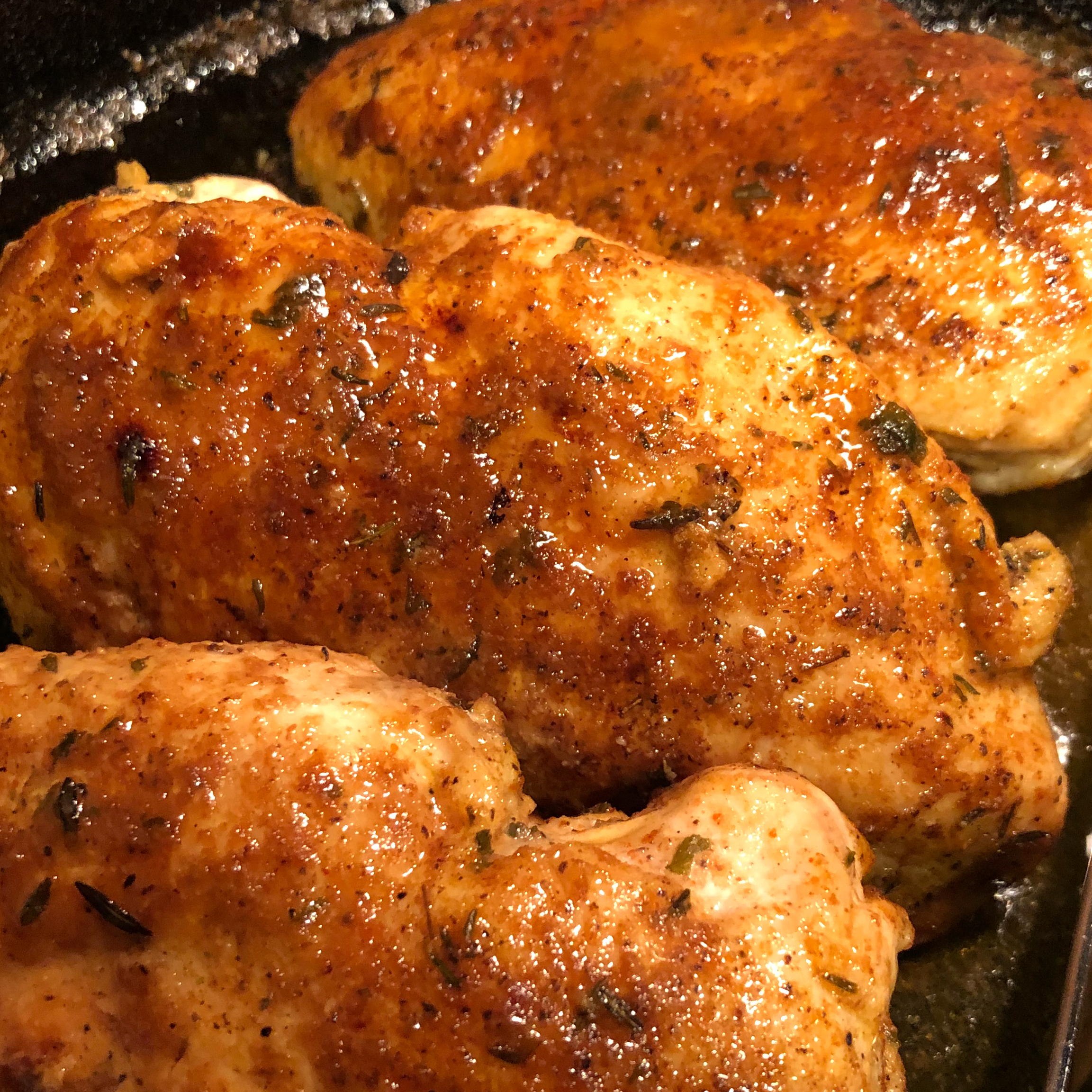Spicy Garlic Lime Chicken C. PEREZ