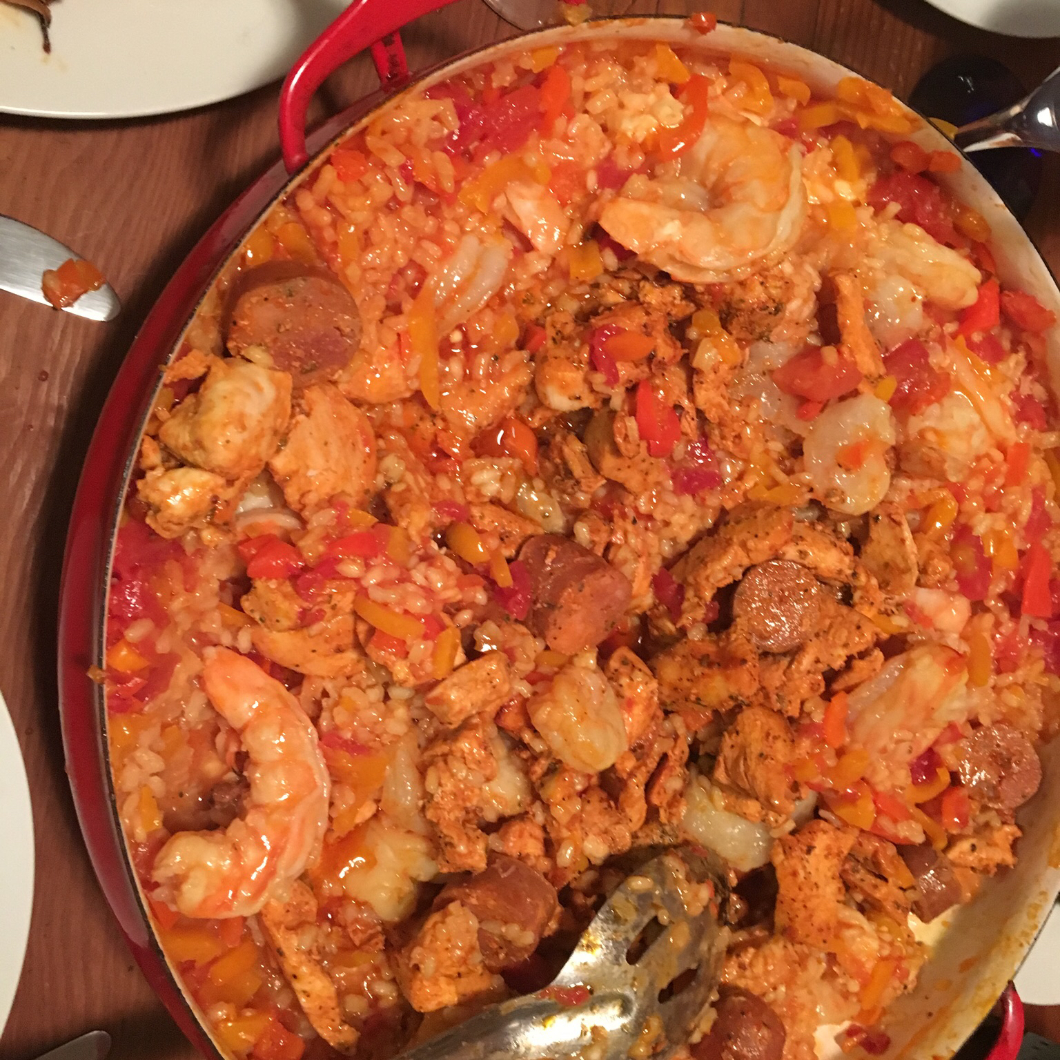 Authentic Paella all authentic