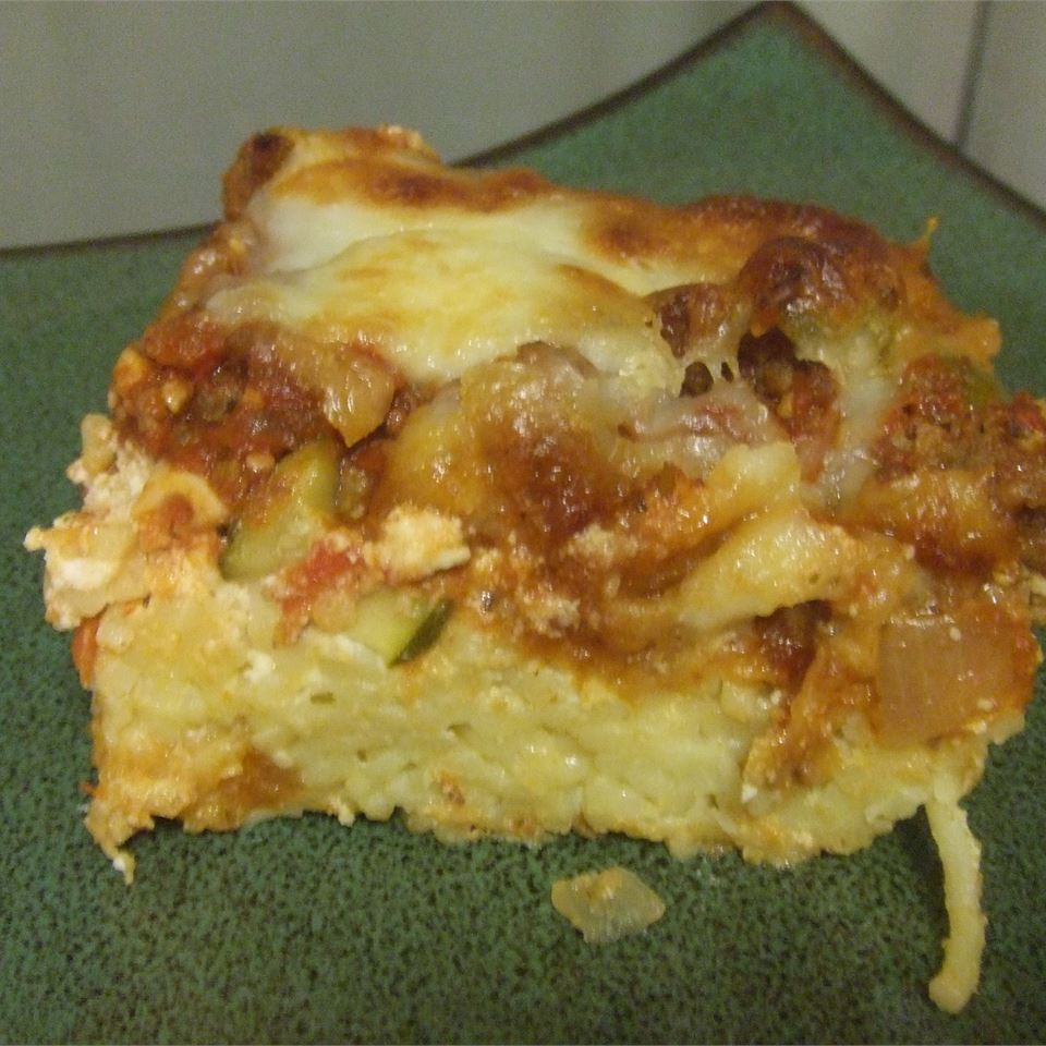 Spaghetti Pie I Courtney