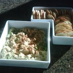 Easy Curry Crab Dip
