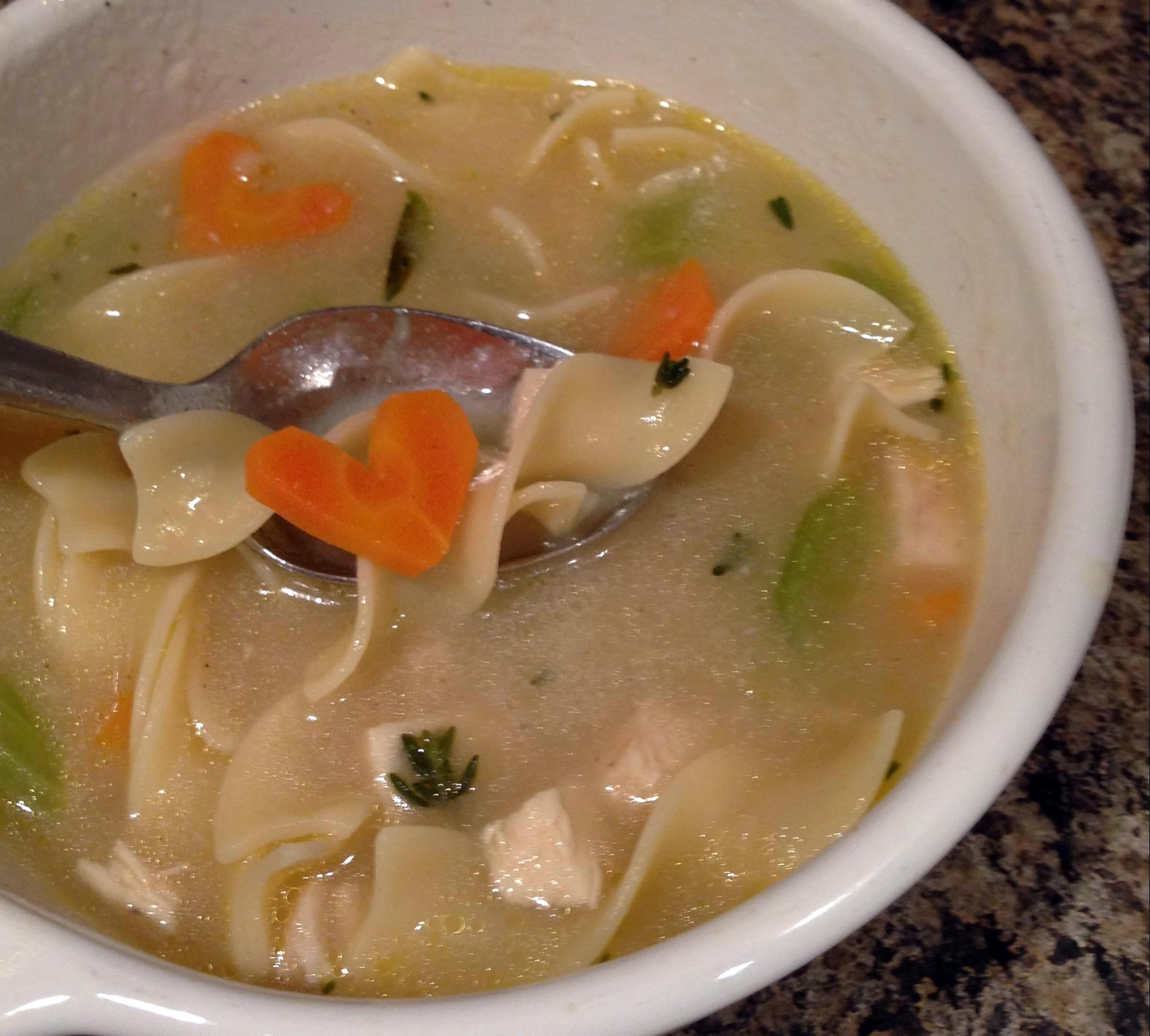 Steve's Chicken Noodle Soup