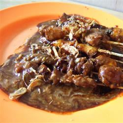 Indonesia Sate (Meat Kabobs) JFKR