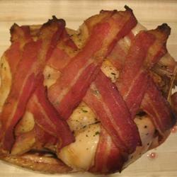 Chelsea's Bacon Roast Chicken Chelsea