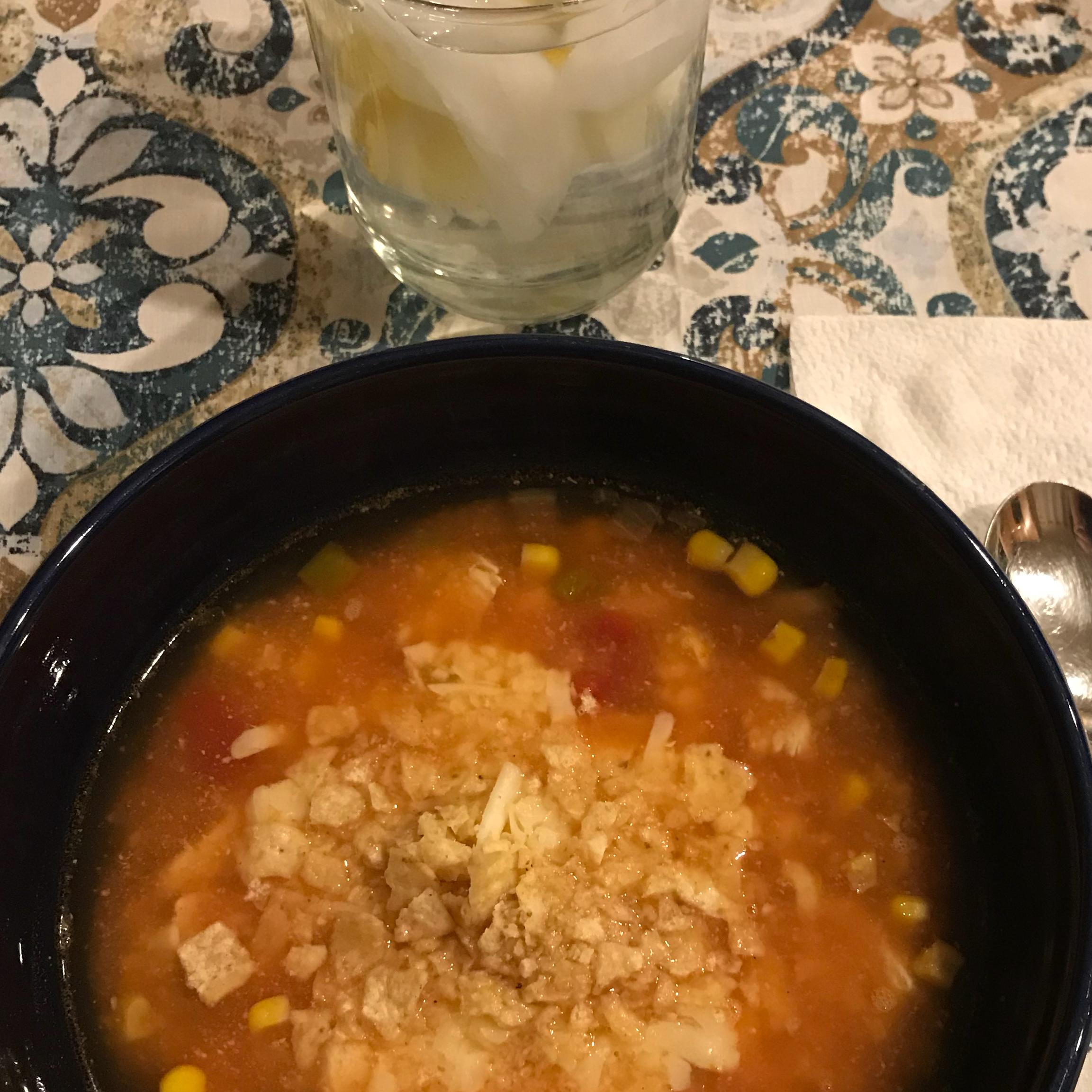 Chicken Tortilla Soup V McKinnish