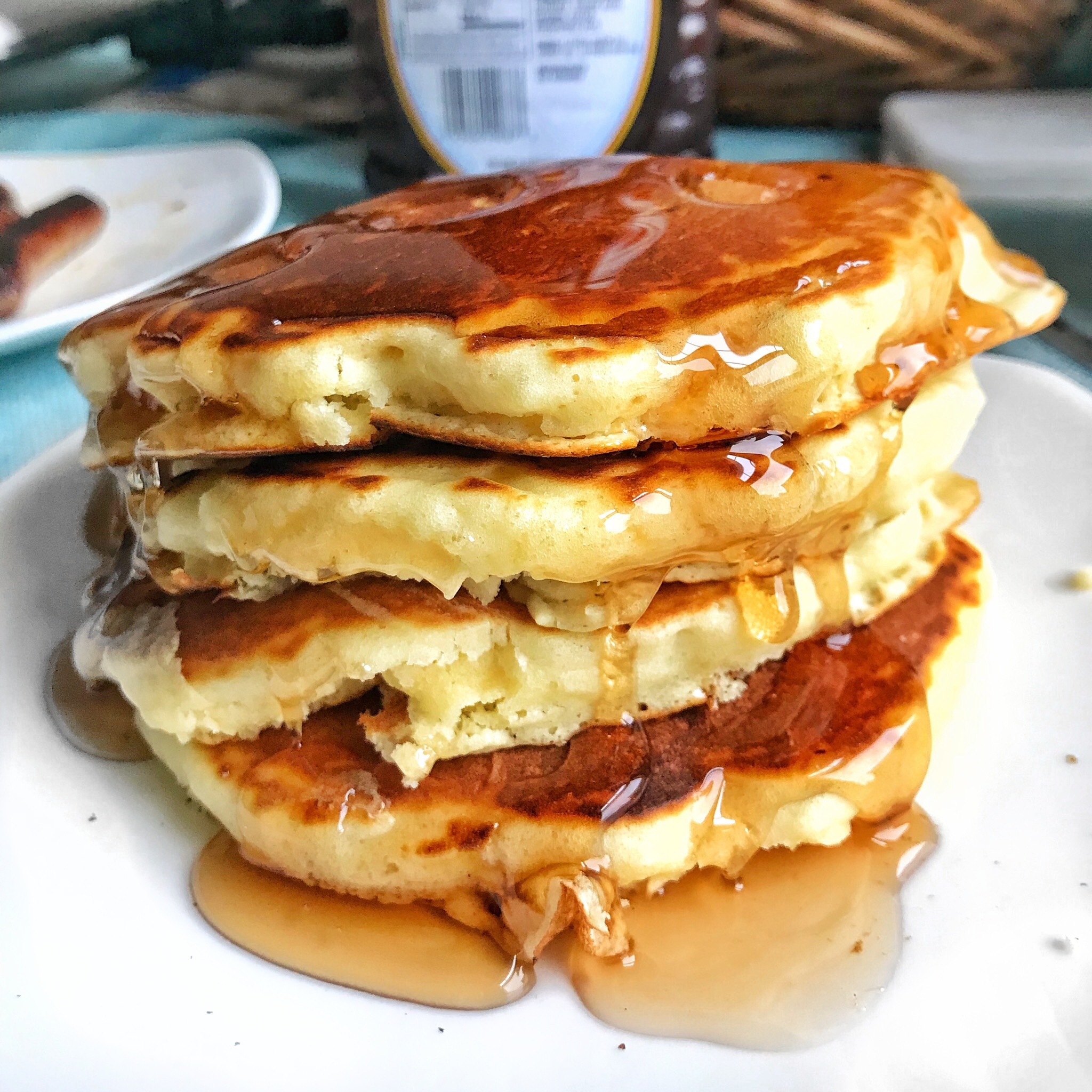 Good Old Fashioned Pancakes - Printer Friendly