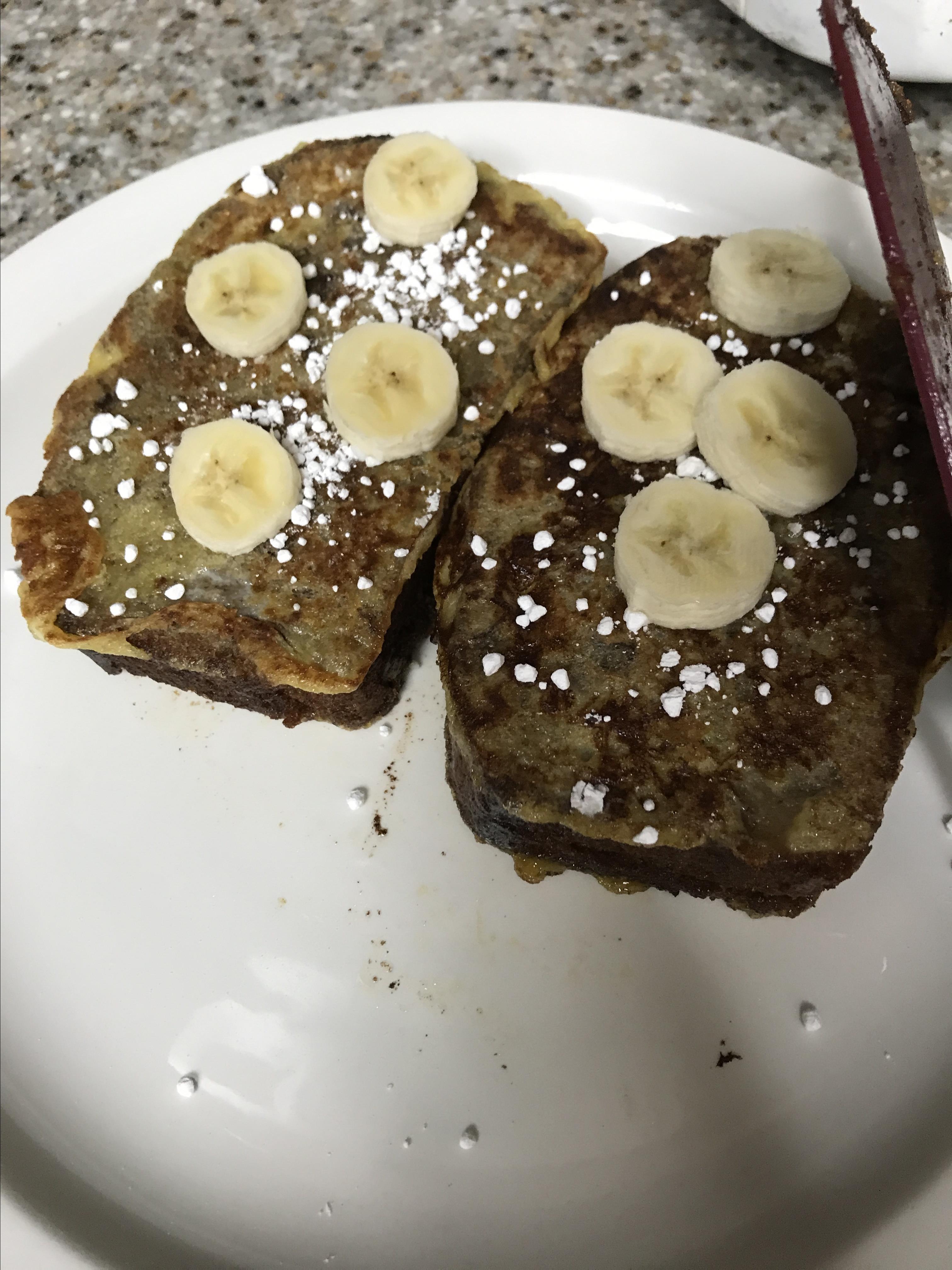 Banana Bread French Toast Cody Neuhold
