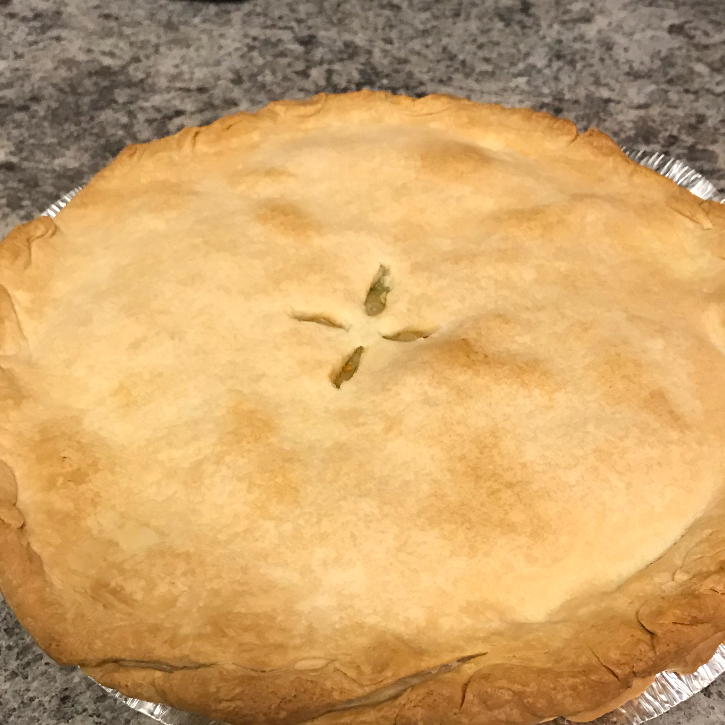 Chicken Pot Pie III