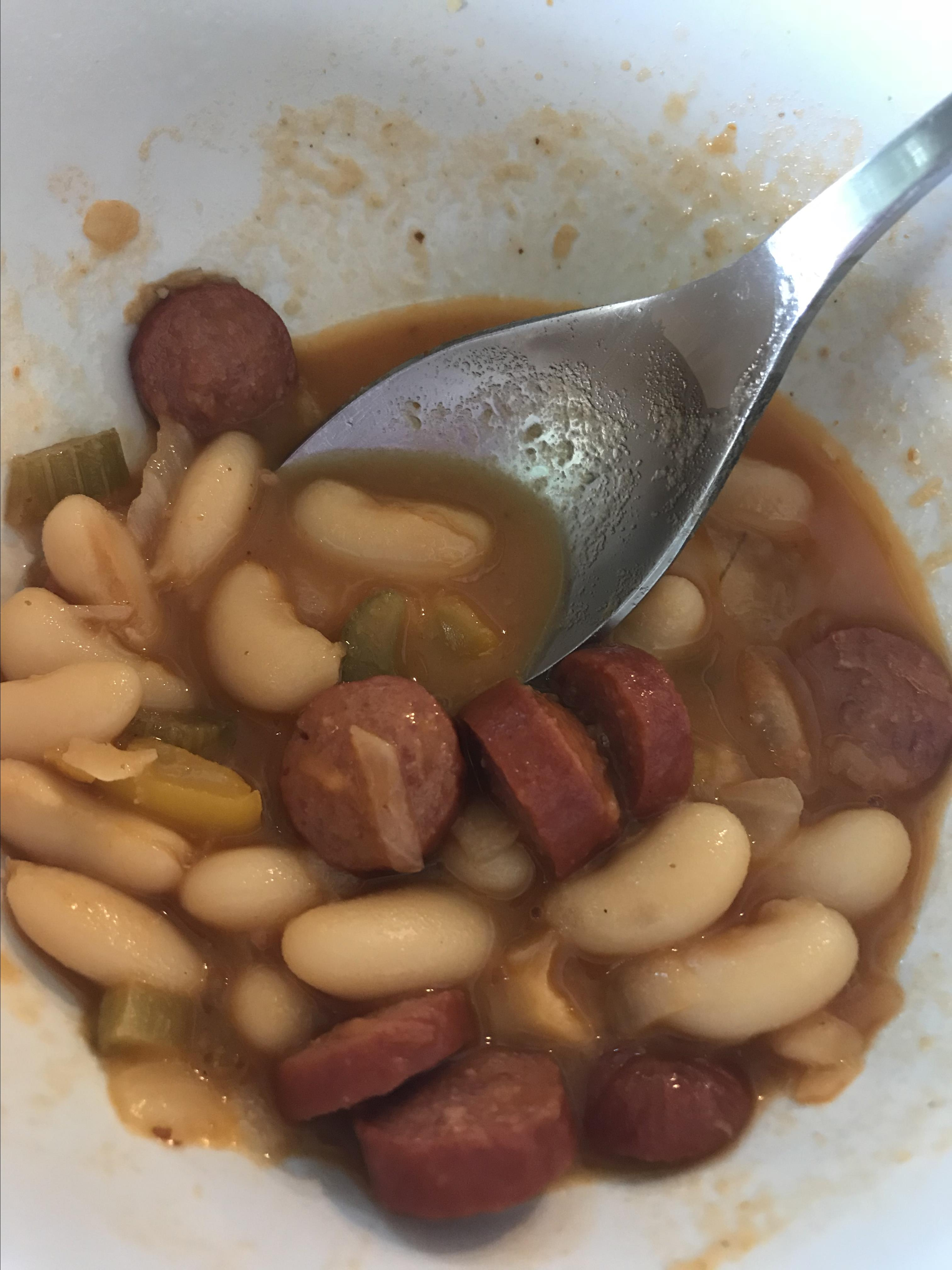 Billionaire's Franks and Beans
