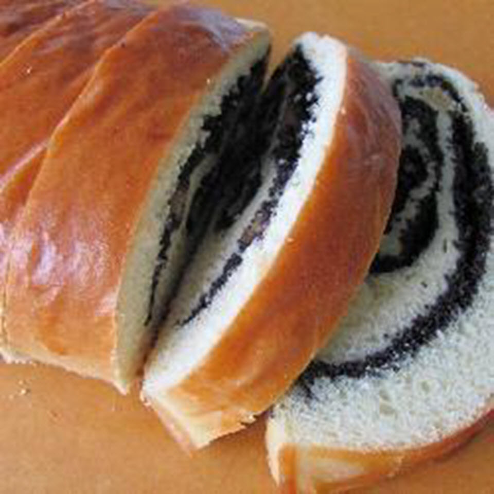 Russian Poppy Seed Roll