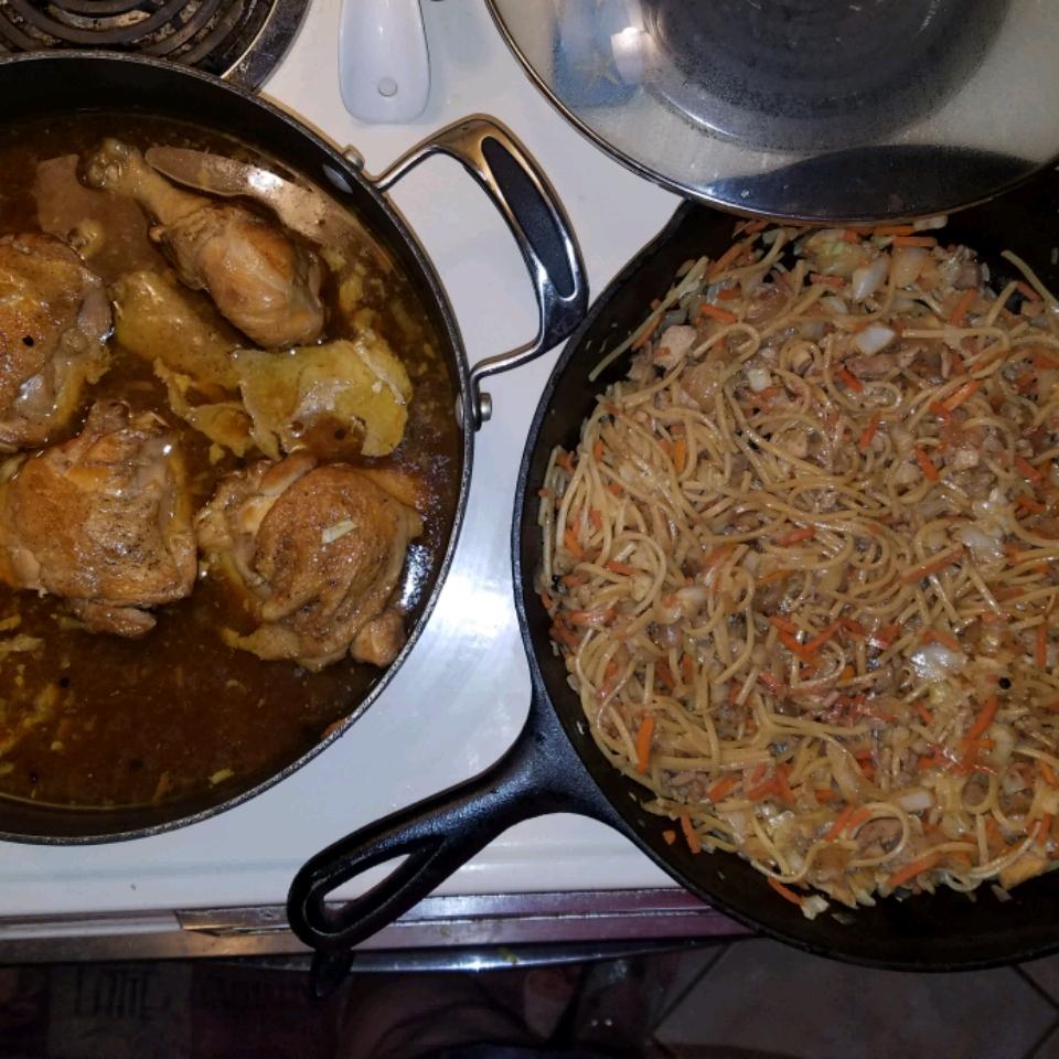 Matt's Chicken Adobo Sheila Butler Andrews