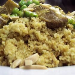 Sweet and Nutty Moroccan Couscous Sarah-May