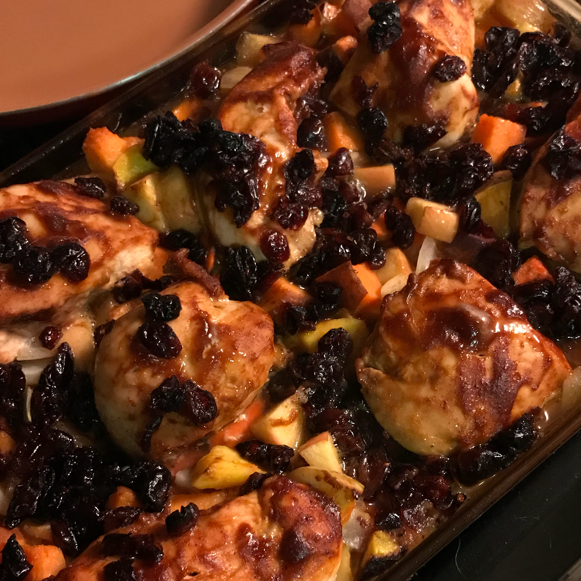 Winter Chicken Bake vivey