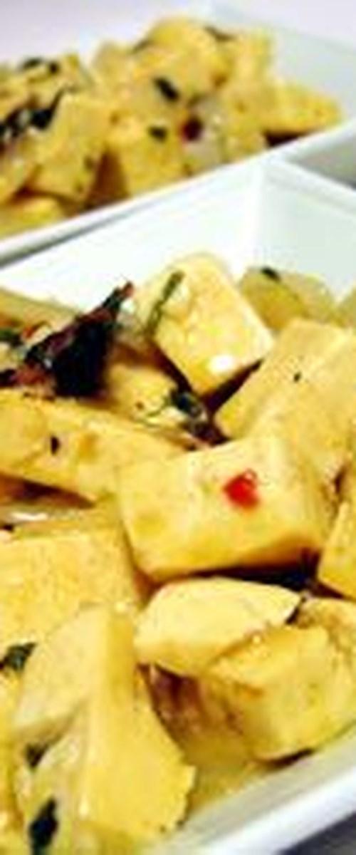 Thai Curry Tofu