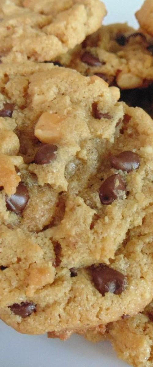 Easy, Chewy Flourless Peanut Butter Cookies
