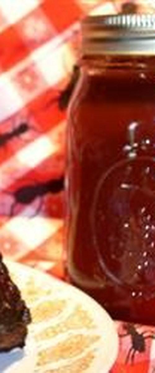 Bourbon Whiskey BBQ Sauce