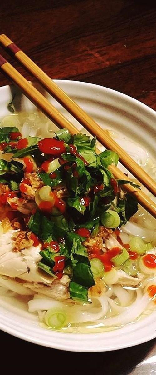 My Chicken Pho Recipe