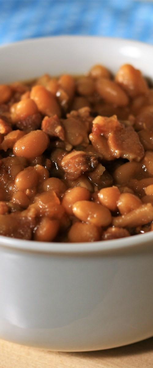 Instant Pot® Baked Beans