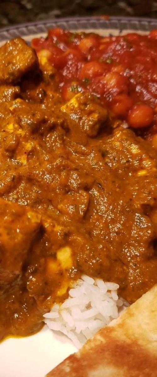 Indian Chicken Saag