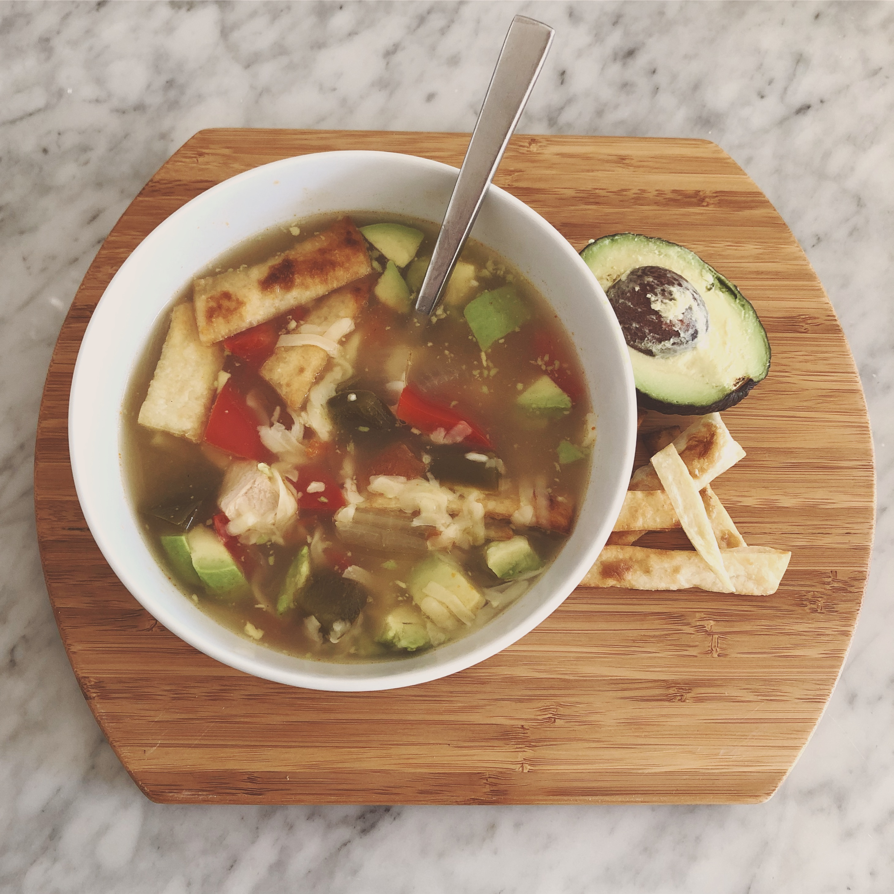 Tortilla Soup II Crystal Oleksinski Payne