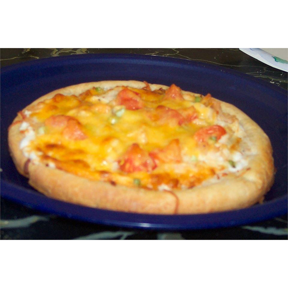 Gourmet Chicken Pizza Jody Silvey Goetz