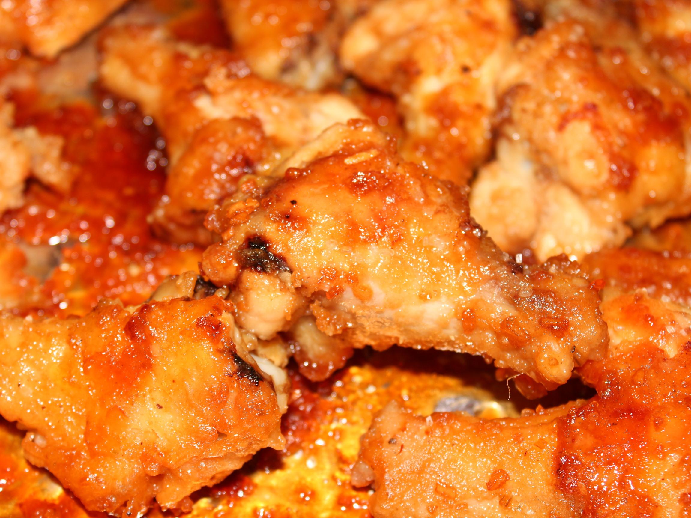 Japanese Chicken Wings ALAN