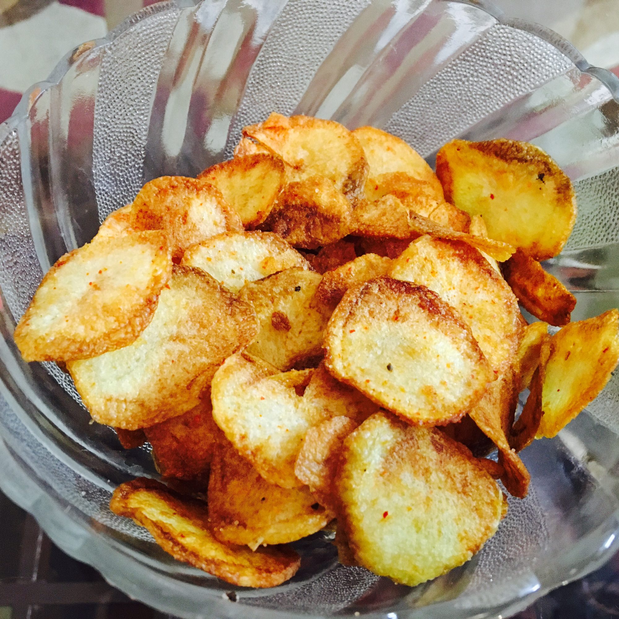 Homestyle Potato Chips_image