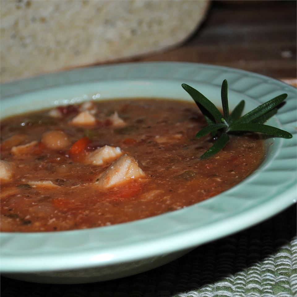 Rosemary Chicken Stew SAHARA836