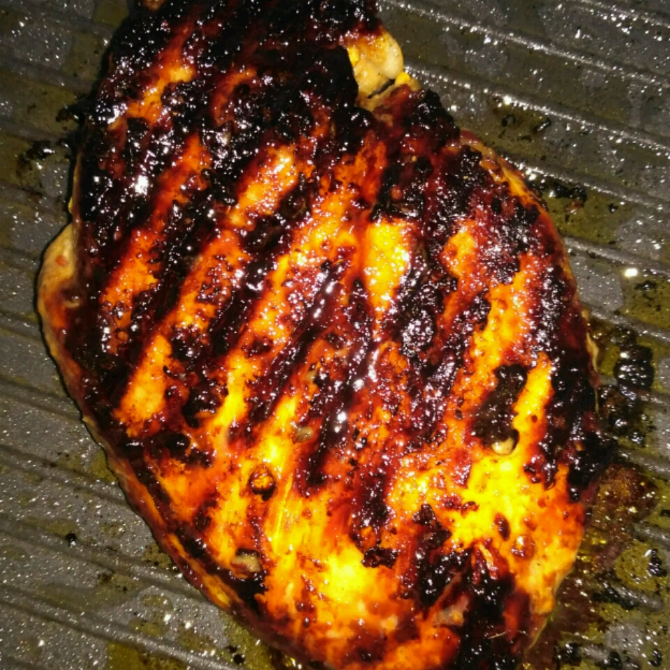 Grilled Asian Chicken Ruby