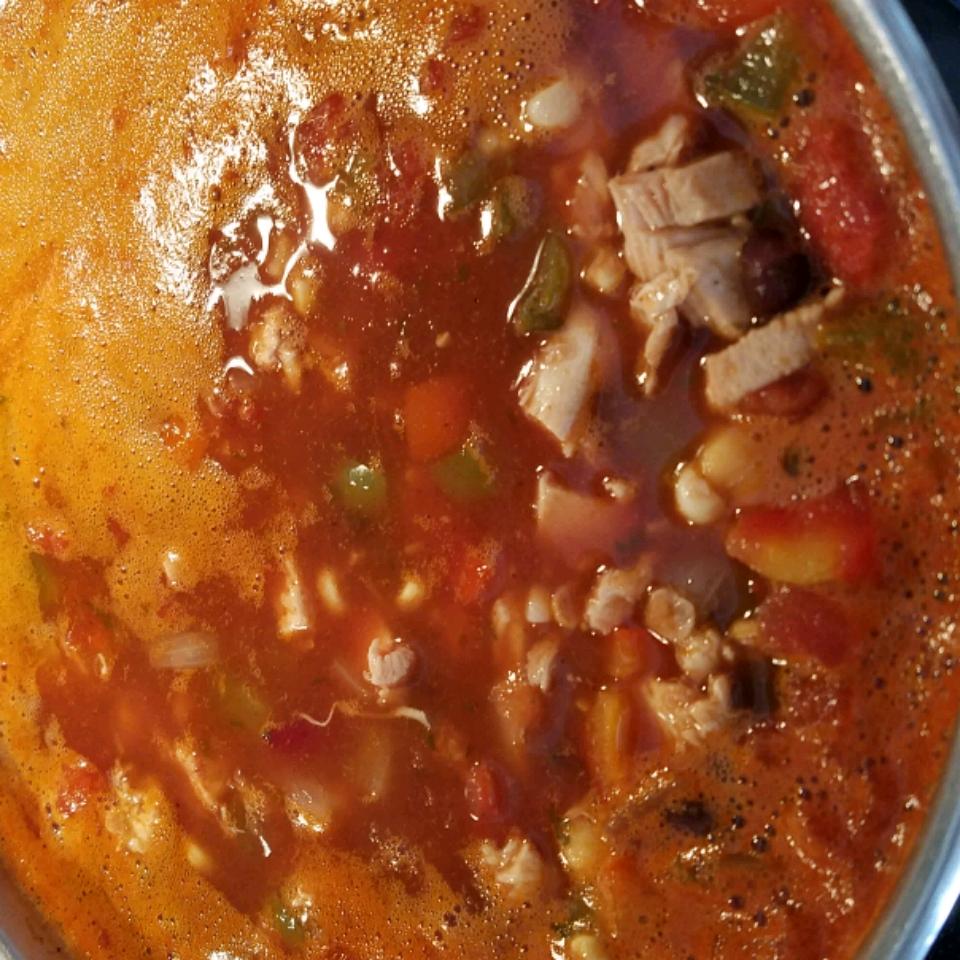 Chicken Chili Soup Verona A Lodholz