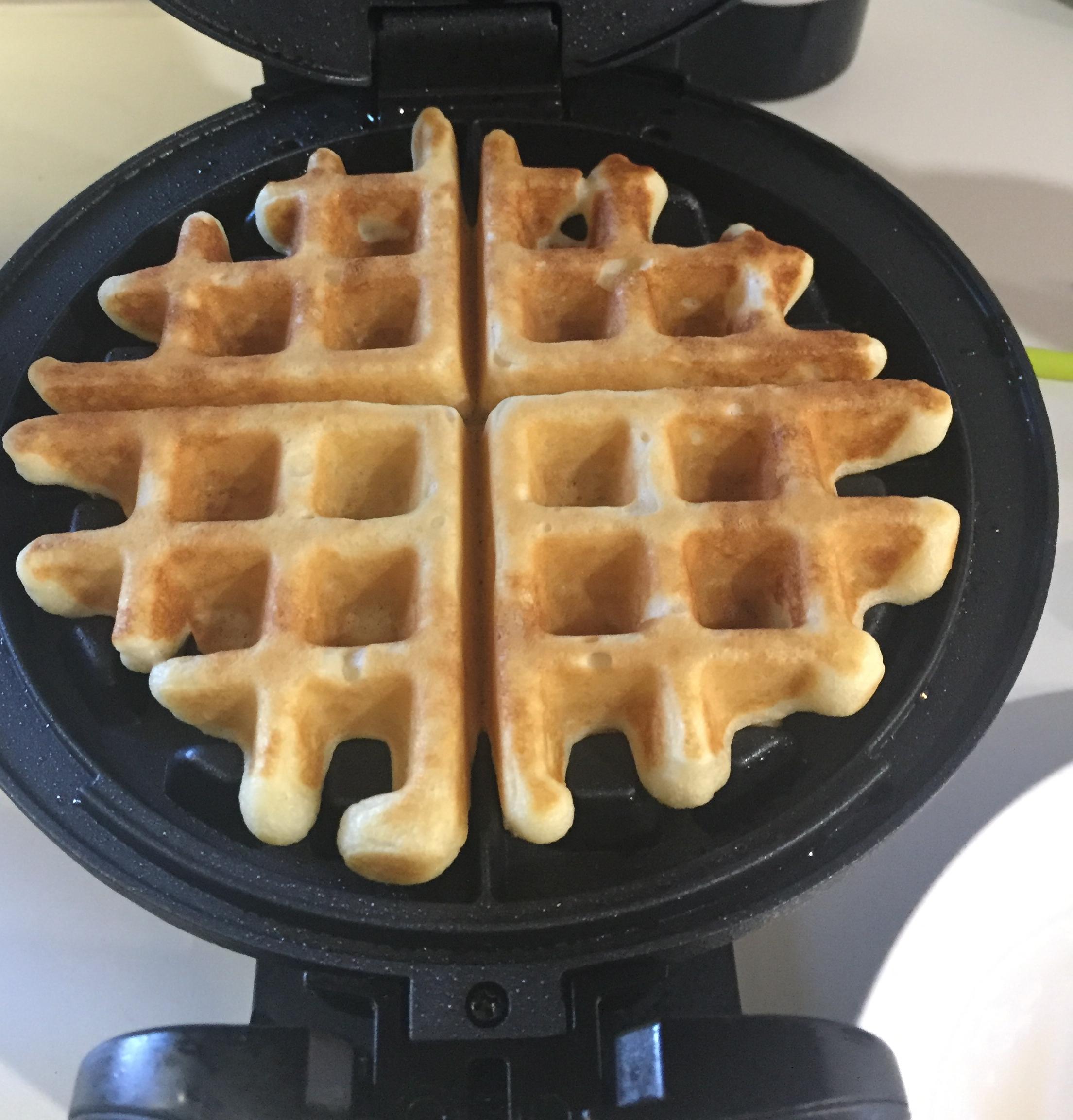 Buttermilk Prairie Waffles Ana Martinez