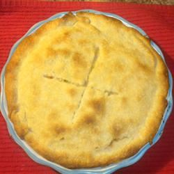 Kae's Turkey Pot Pie