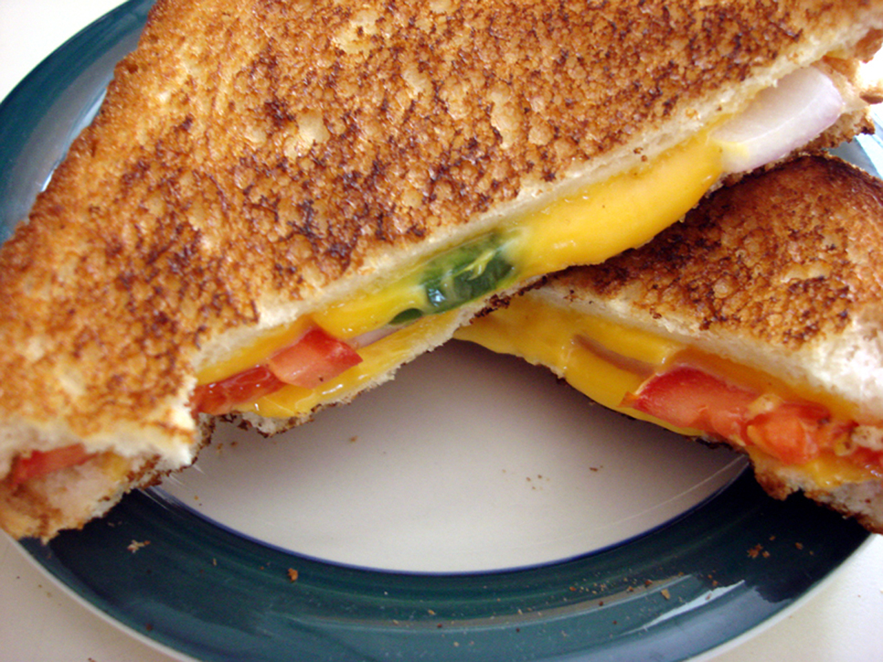 Spicy Grilled Cheese Sandwich Recipe Allrecipes