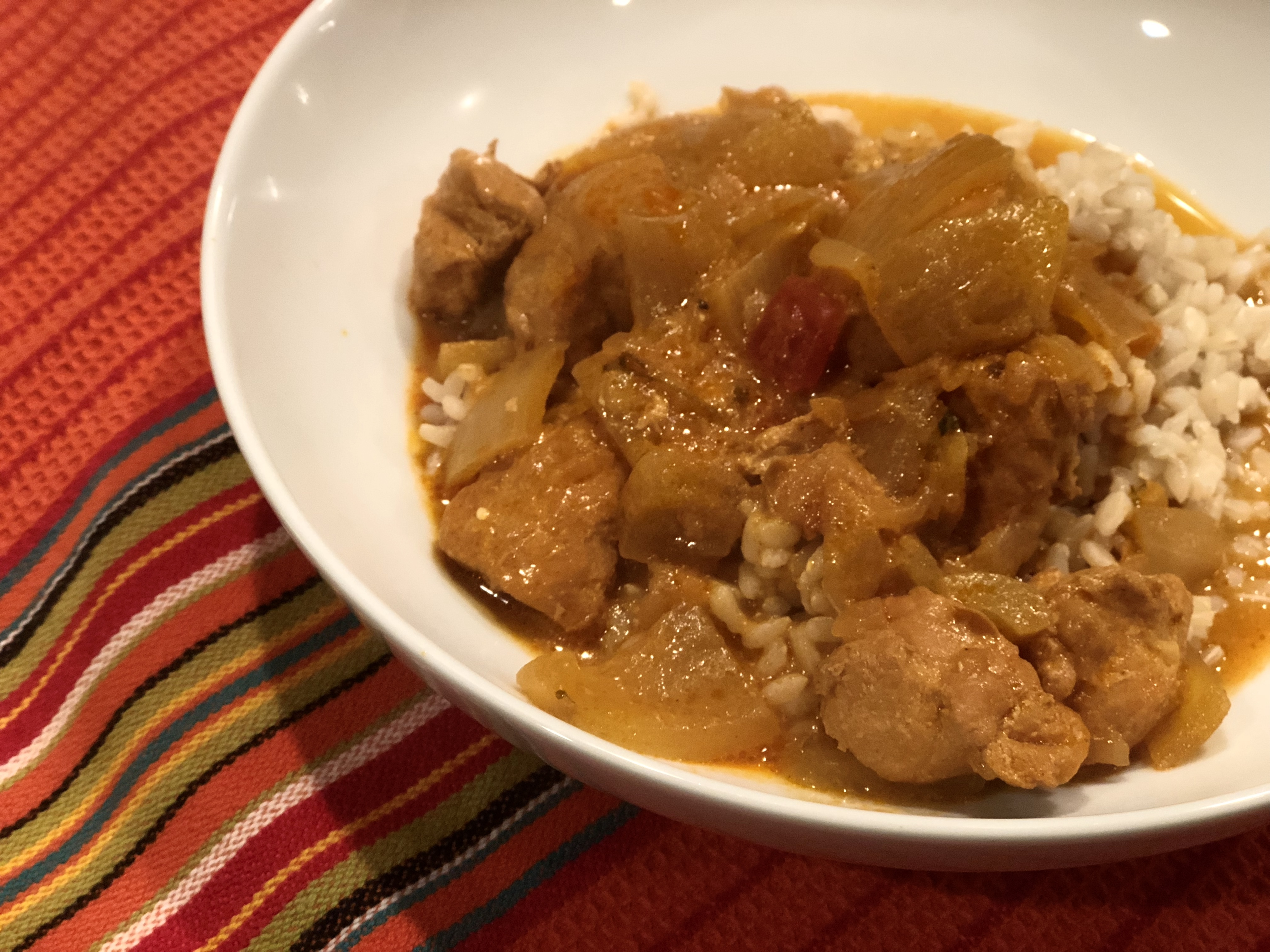 Instant Pot(R) Indian Chicken Curry