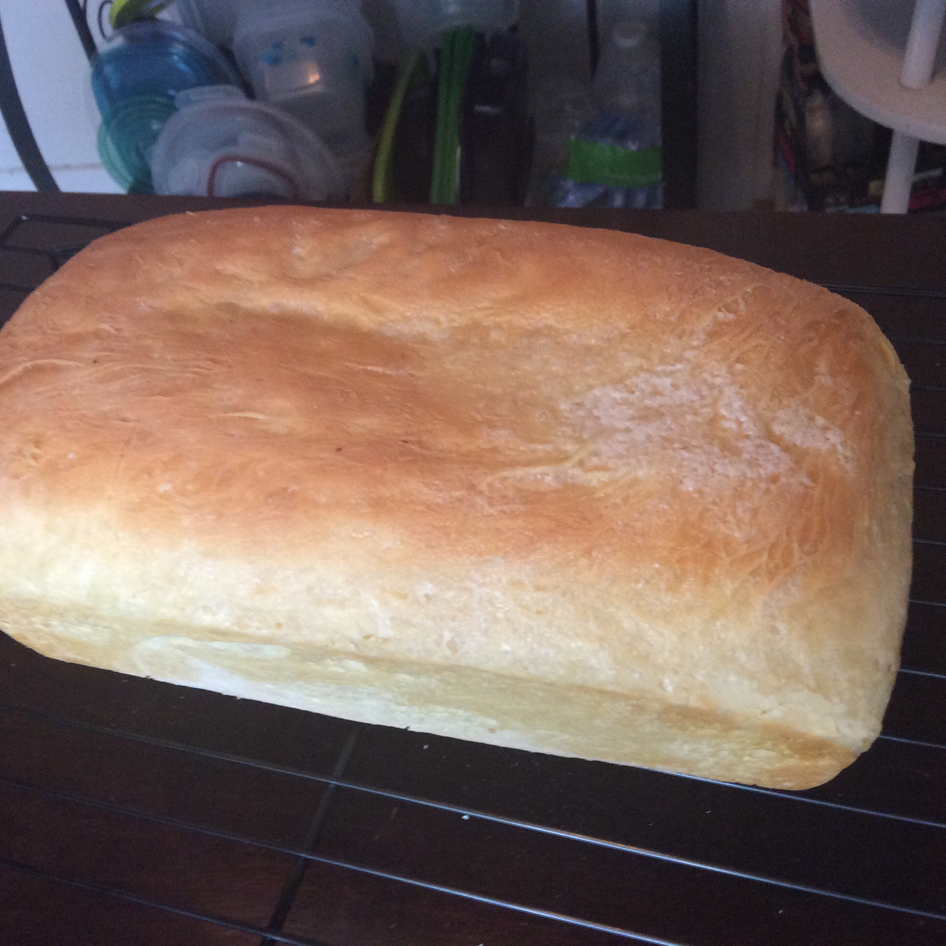 Fresh Yeast Bread