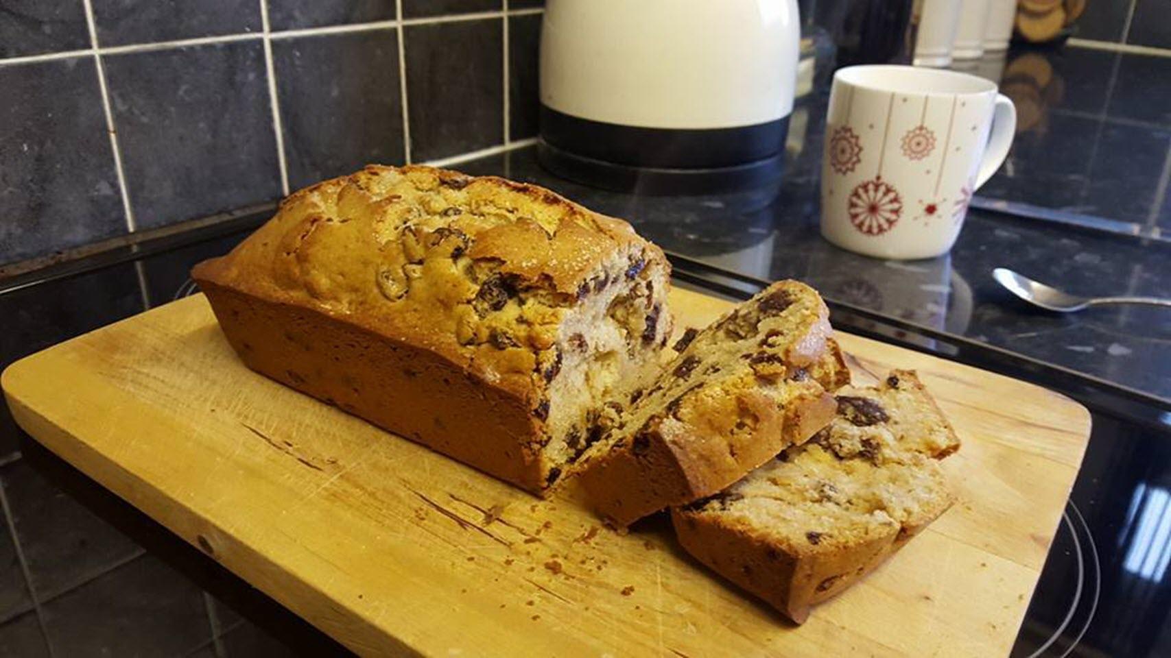 Quick and Easy British Fruitcake