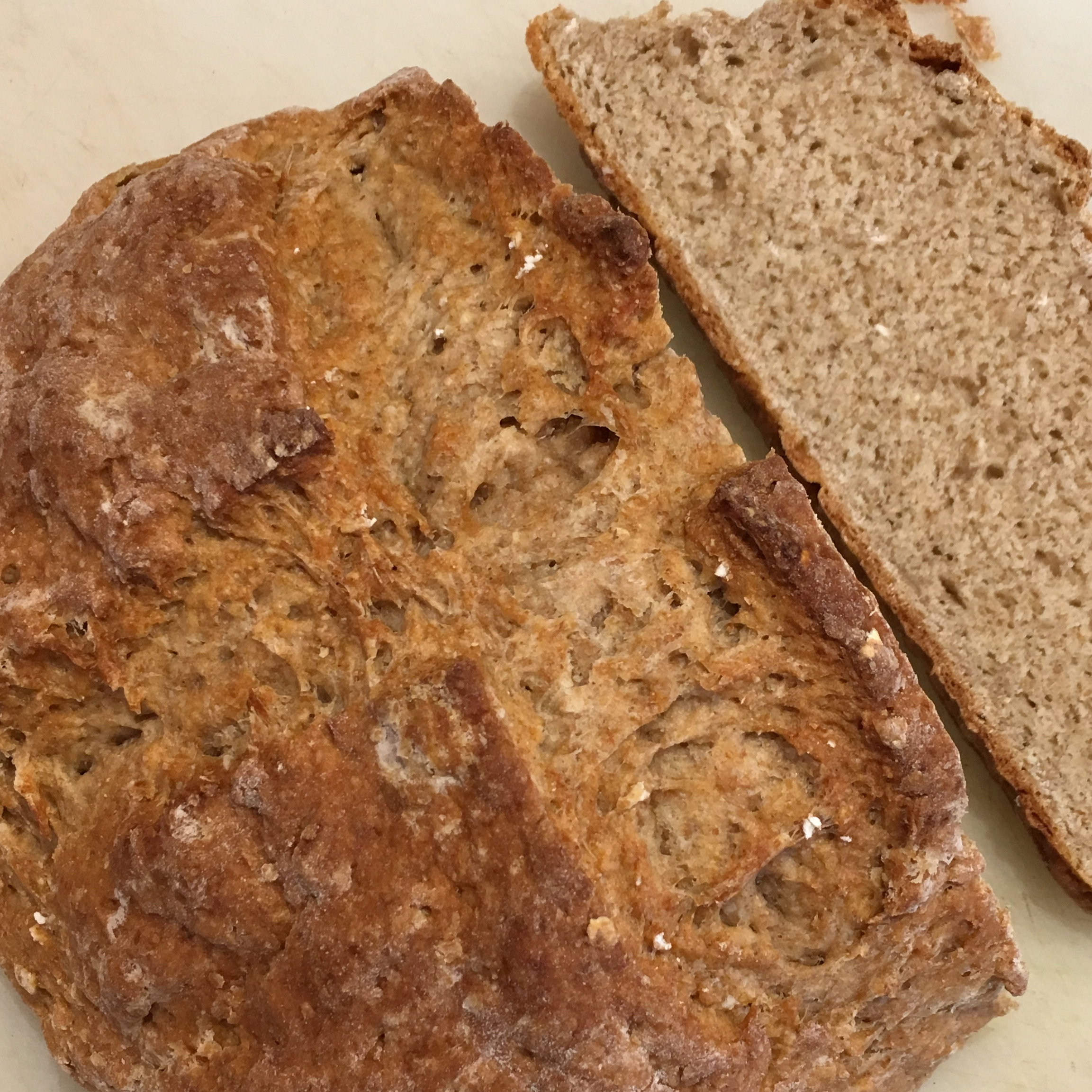 Irish Brown Bread Emily Harper