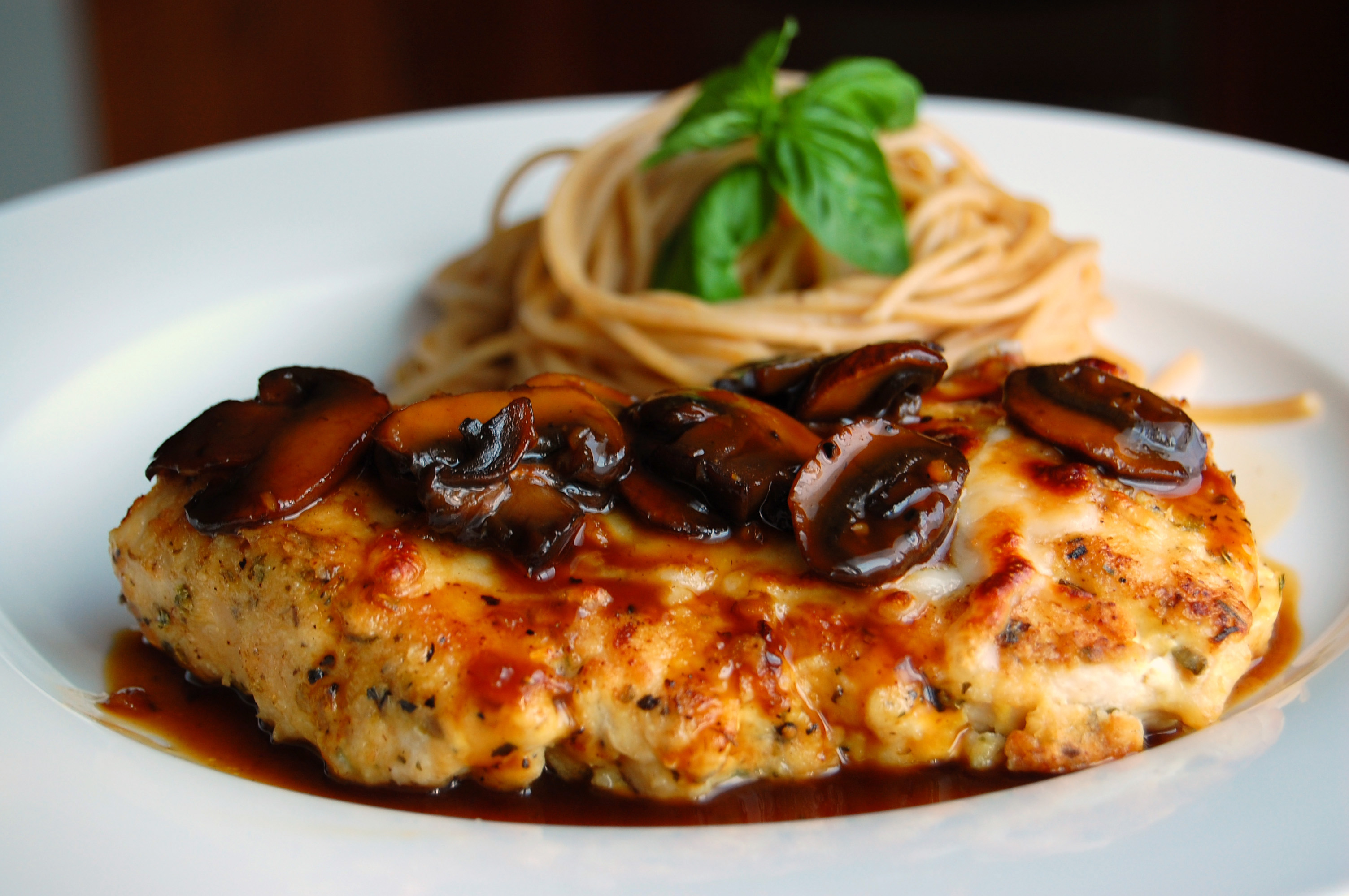 Chicken Marsala Anonymous