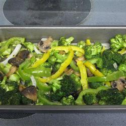 Roasted Broccoli PitBoss007