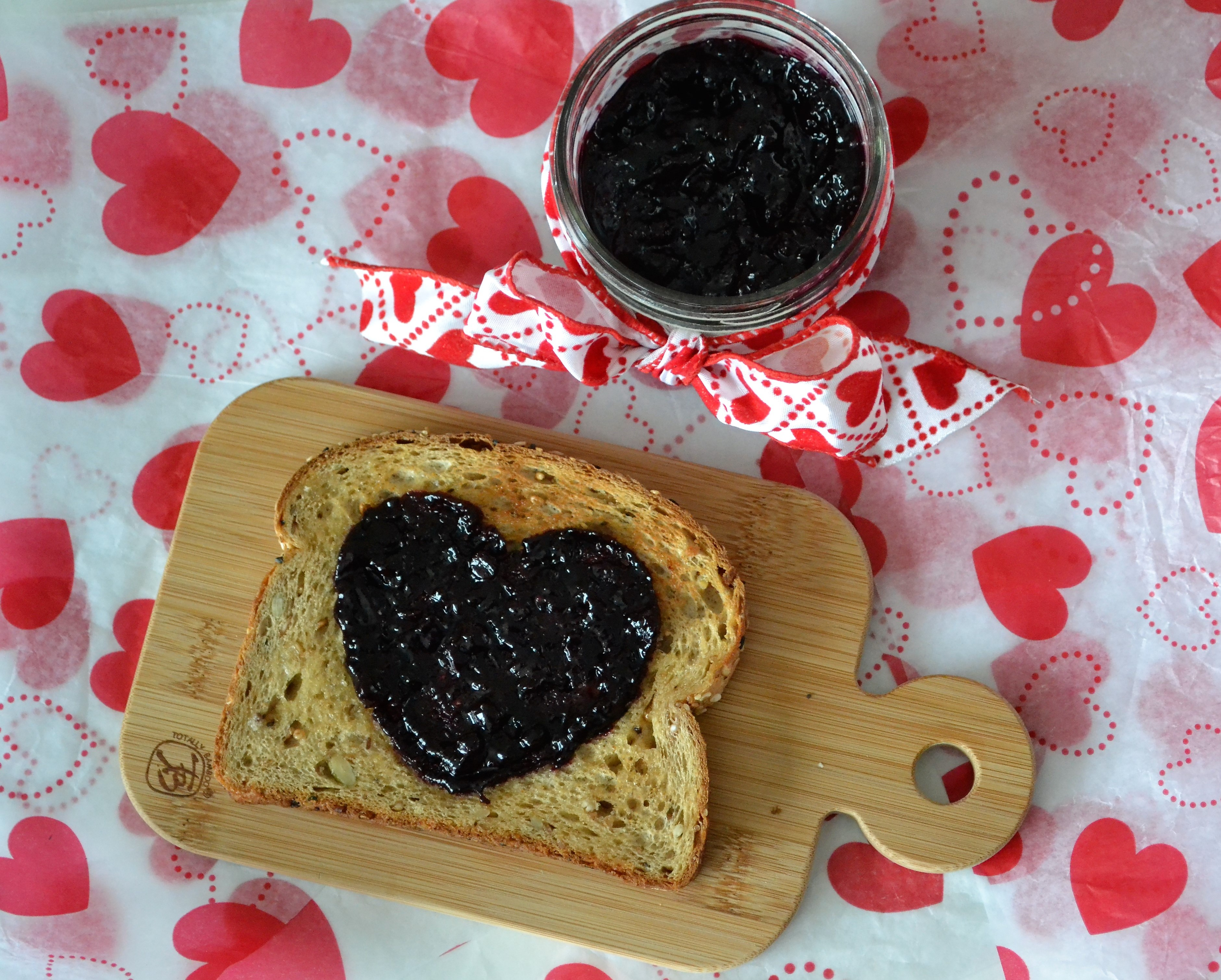 Easy Small-Batch Blueberry Jam