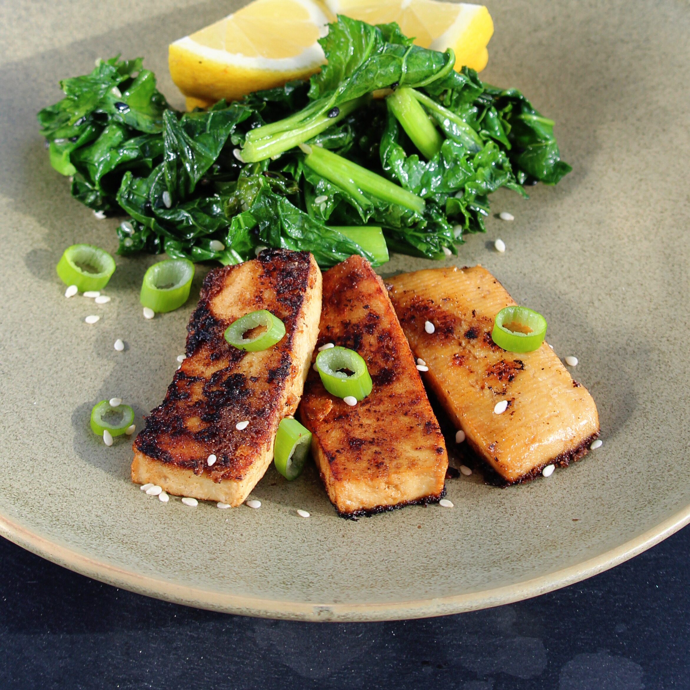 Crispy Tofu Yums