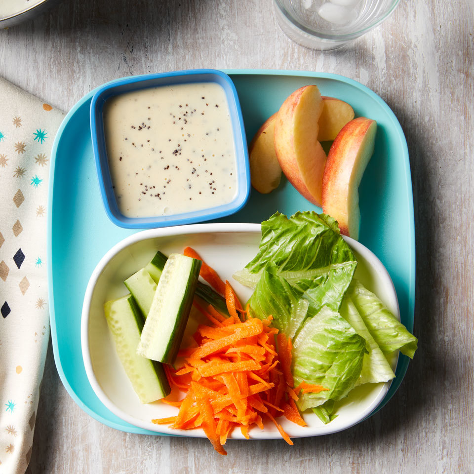 Kid-Friendly Salad Carolyn Casner