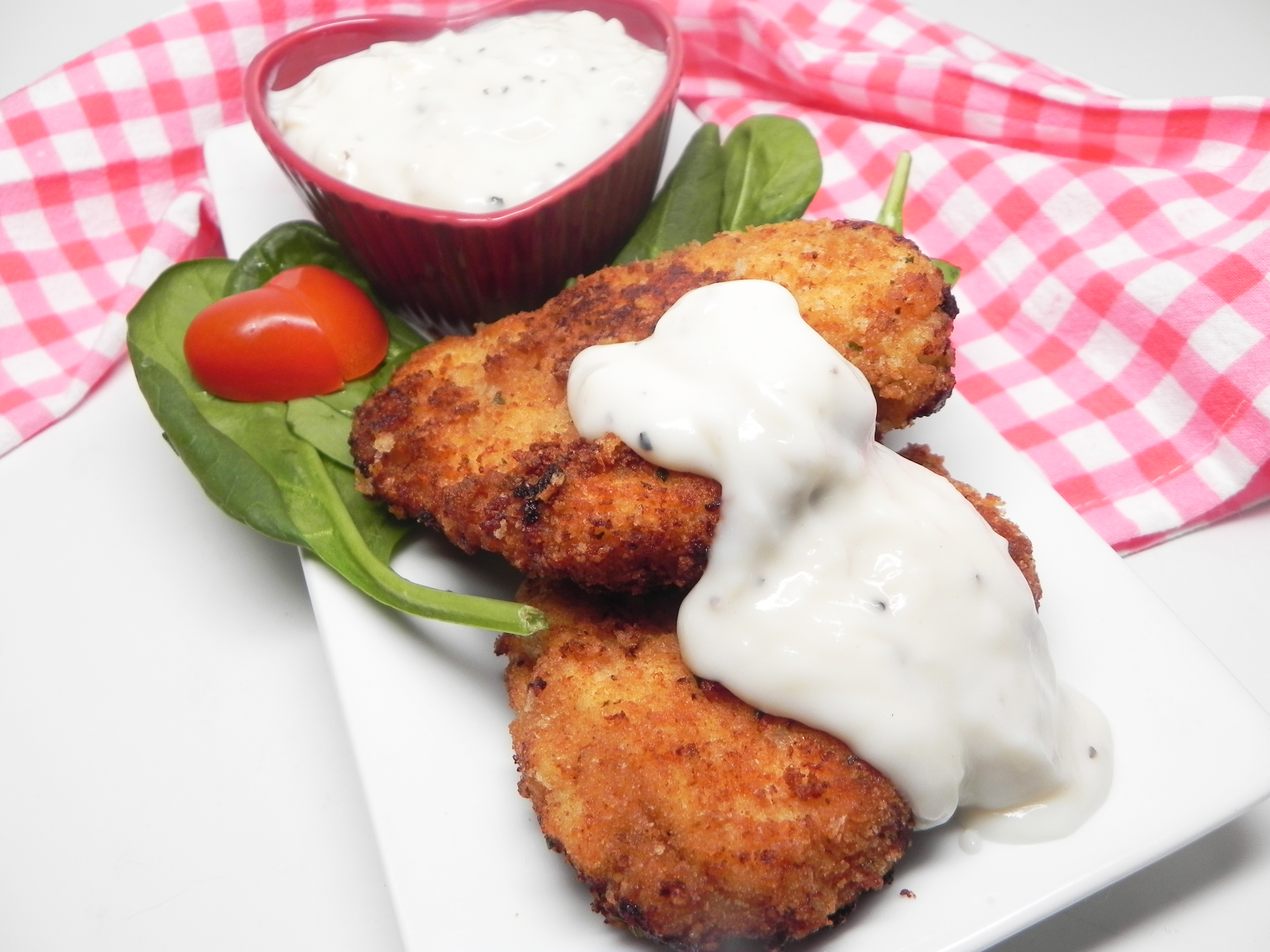 Old-Fashioned Chicken Cutlets Los