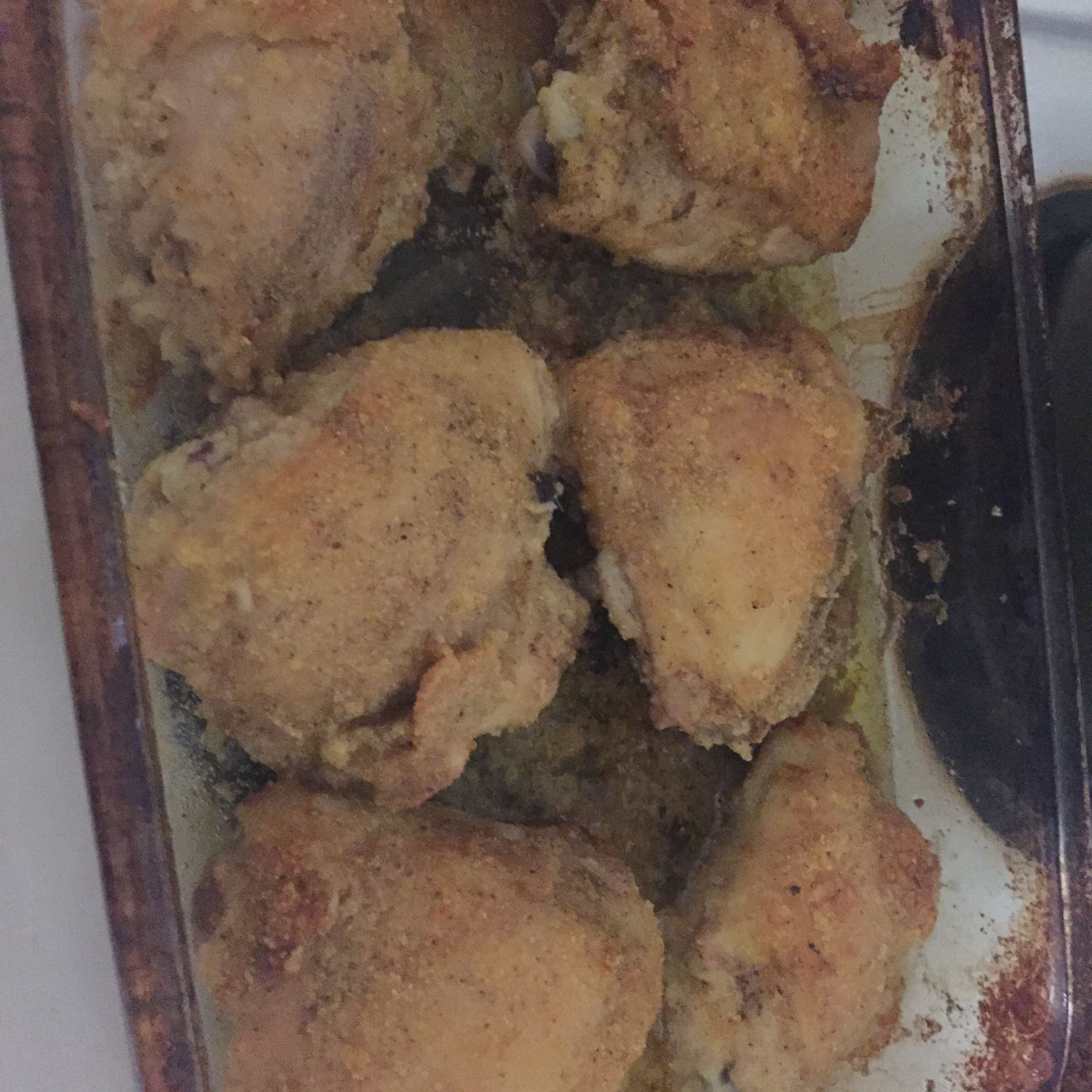 Yummy Baked Chicken Thighs Natou
