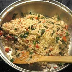 Thai Spicy Basil Chicken Fried Rice Casey_27